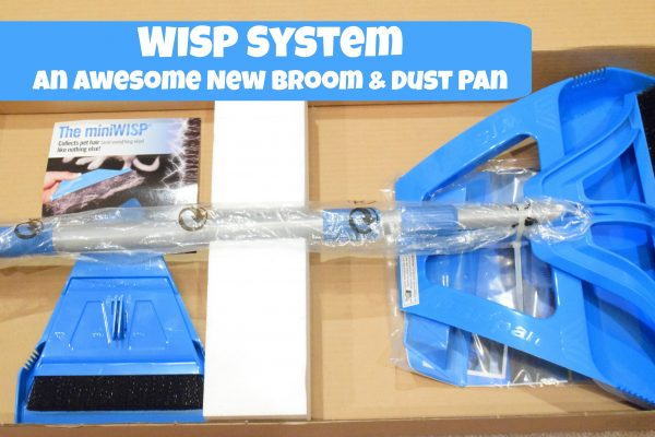 Wisp System An Awesome New Broom Amp Dust Pan The Things