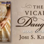 The Vicar's Daughter by Josi S. Kilpack {Blog Tour Review}