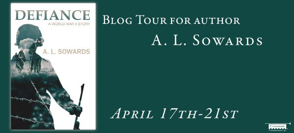 Defiance by A.L. Sowards Blog Tour