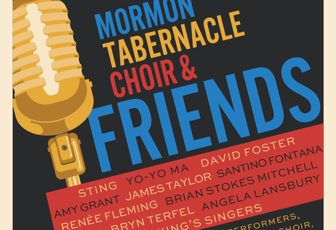Mormon Tabernacle Choir and Friends CD {Review}