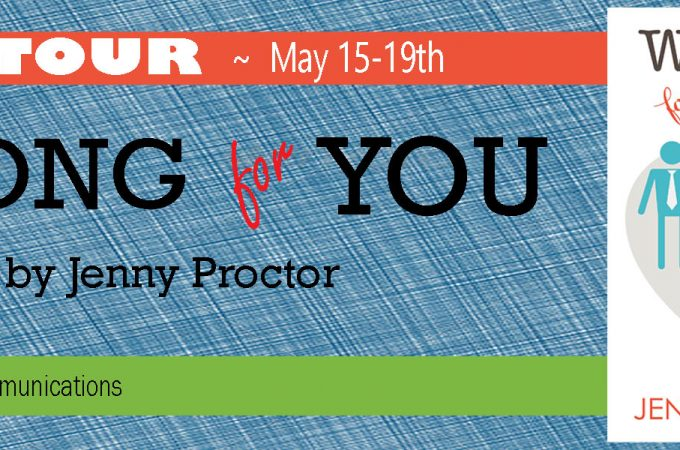 Wrong for You by Jenny Proctor {Book Review}