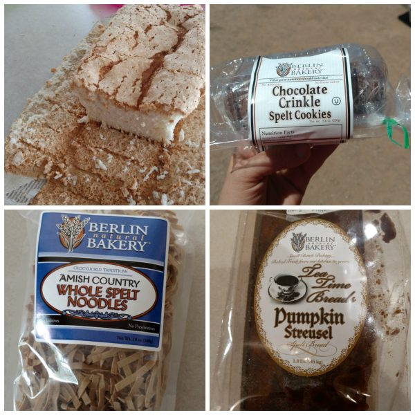 Berlin Natural Bakery Product Review