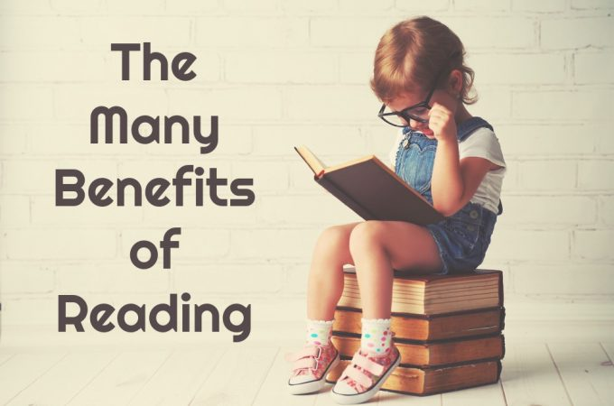 The Many Benefits of Reading {Guest Post}