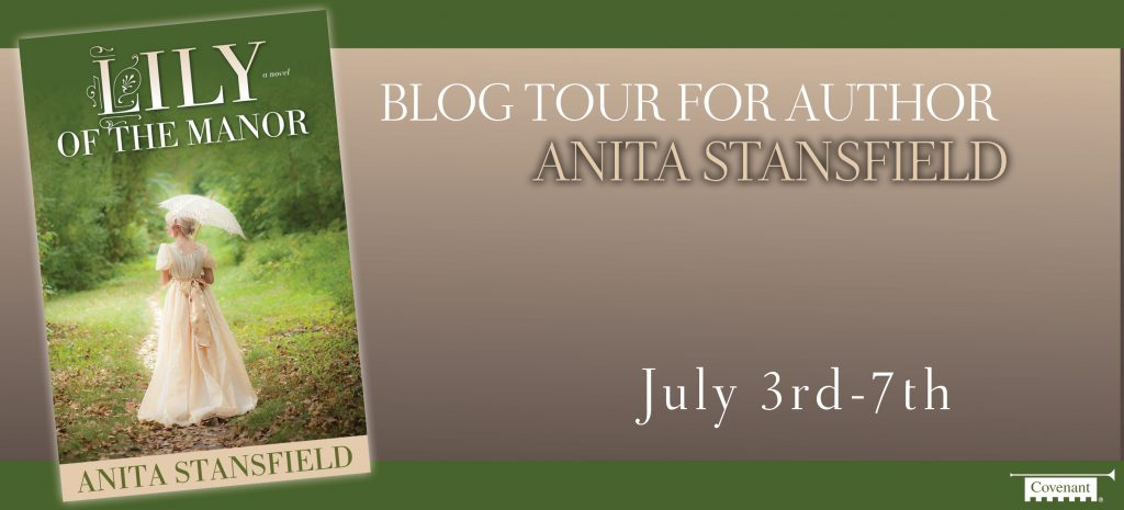 Lily of the Manor by Anita Stansfield {Blog Tour}