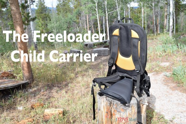 The Freeloader Child Carrier