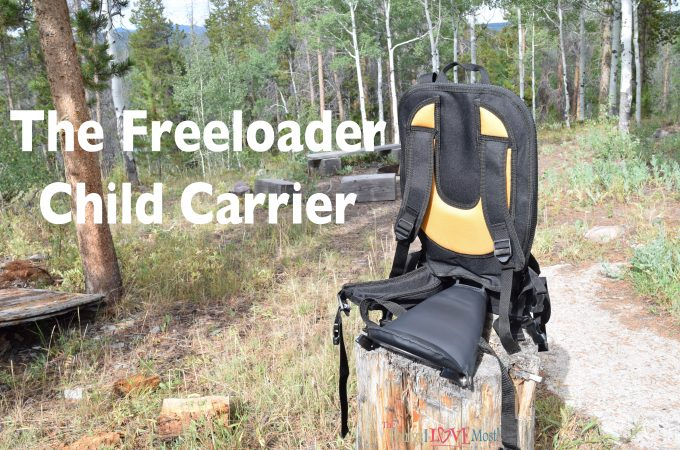 Why I Love The Freeloader Child Carrier