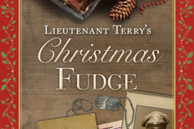Lt. Terry's Christmas Fudge {Book Review}