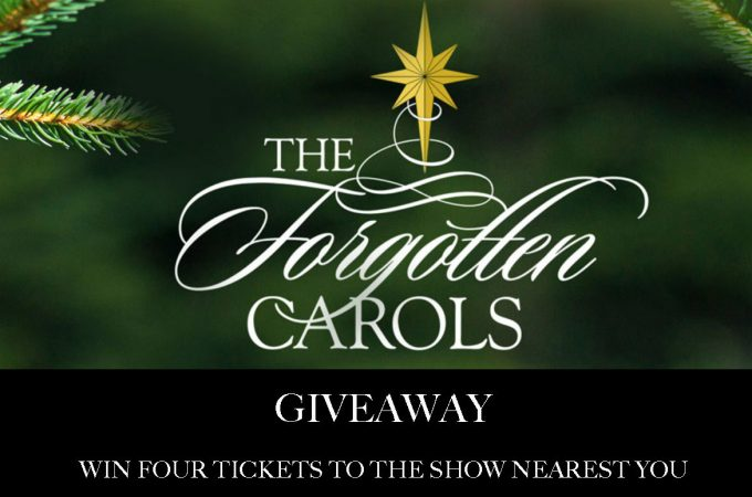 The Forgotten Carols – Q&A with Michael McLean + Giveaway