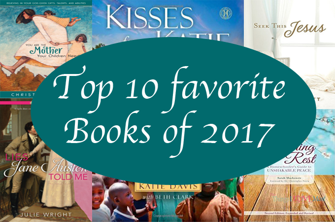 Top 10 Favorite Books of 2017
